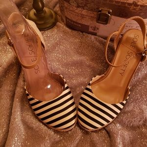 Sole SocietyWedge shoes